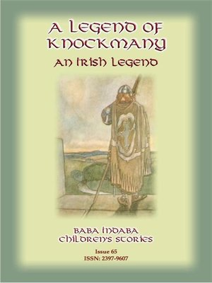 cover image of A LEGEND OF KNOCKMANY--A Celtic/Irish legend of Finn MacCumhail